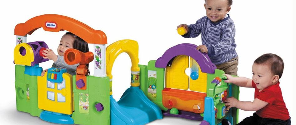 aktiviteitentuin buitenspeelgoed baby 1 jaar