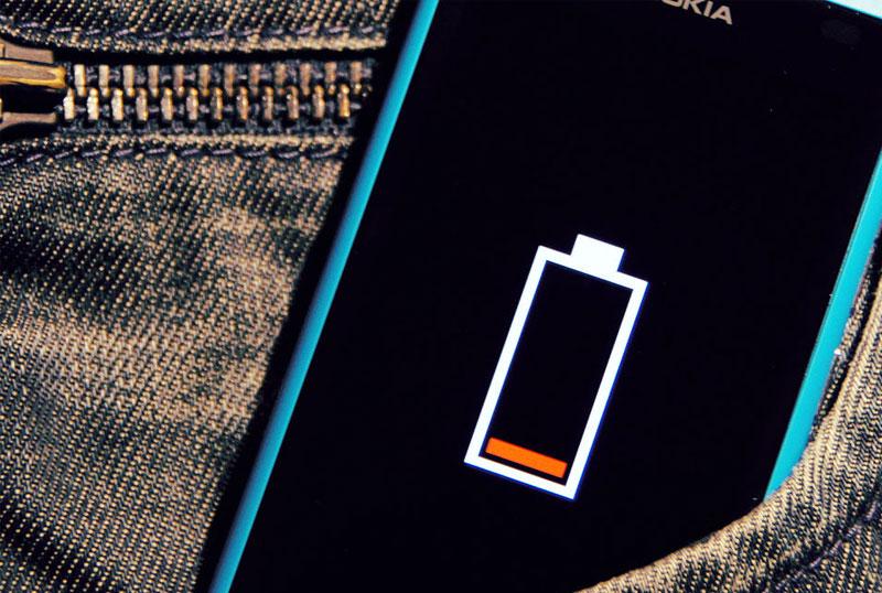 telefoon-batterij