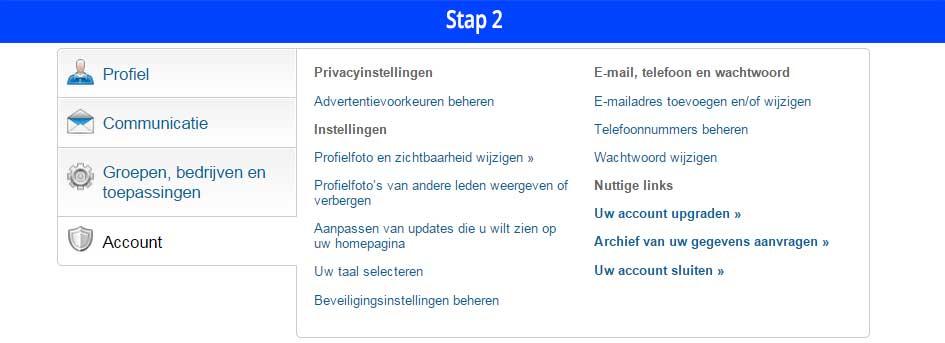 LinkedIn profiel verwijderen. Hoe doe je dat?